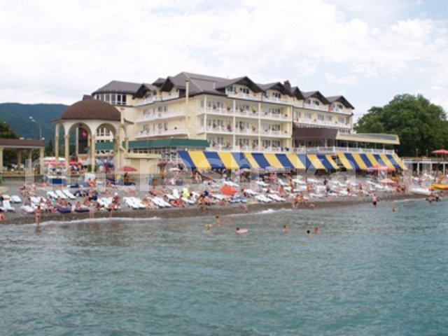 Гостиница EVELIN 3 Лазаревское цены отеля отзывы фото