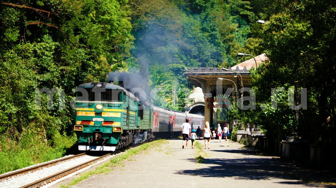 из сузума до москвы на поезде народе считается