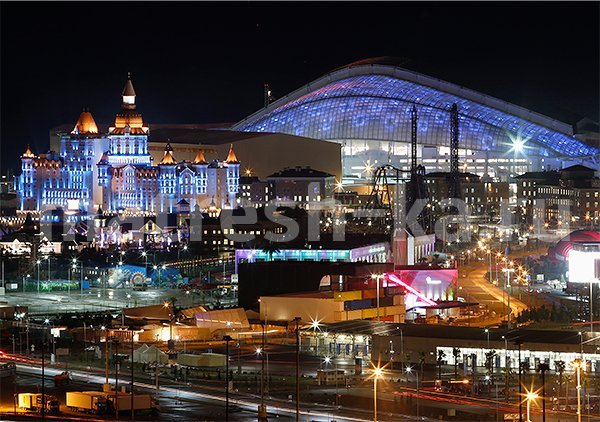 Олимпийский парк гостиницы